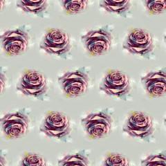 Rose.seamless pattern