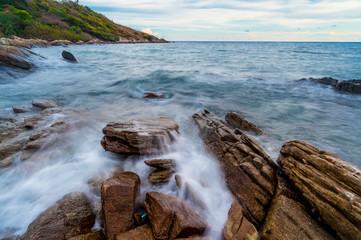 Samed island seascape
