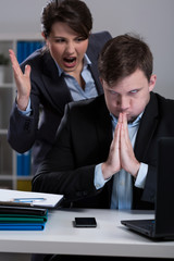 Dissagreemnet at work