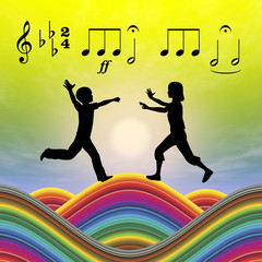 Music Education in Early Childhood Development