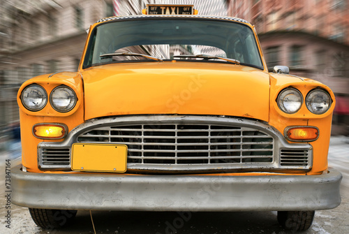 mata magnetyczna Taxi