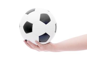 ball on soccer