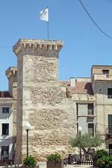 Portal de San Roc,Old quarter Mahon, Minorca,Spain