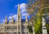 beautiful Vienna, City hall
