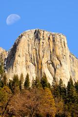 Yosemite Moon