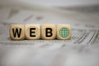 Würfel mit WEB