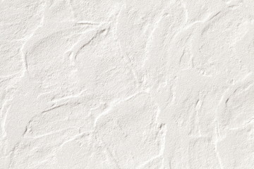 White concrete painted wall texture and background