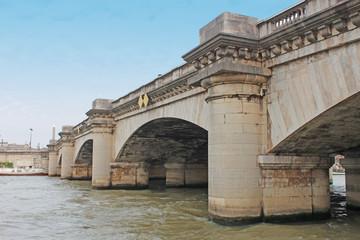 Paris pont de la Concorde