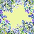 Summer Flower Frame
