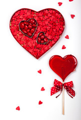 Valentine's Day candies