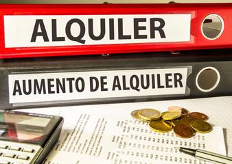 Alquiler - Aumento de Alquiler