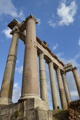 Roman Forum, Seite