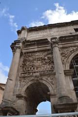Roman Forum, Rom, Herbst