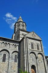 Orcival, Basilica di Notre Dame, Puy de Dome, Alvernia
