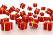 3D - Christmas Gift Boxes - Shot 1