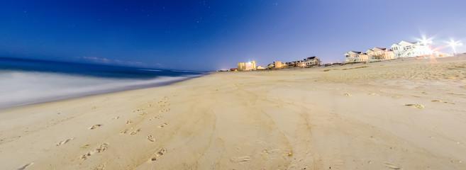 destin florida night beach scenes