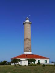 Lighthouse of Veli Rat on Dugi Otok in Croatia