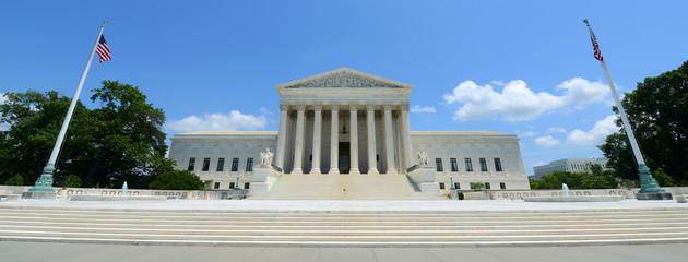 United States Supreme Court Building in Washington, DC