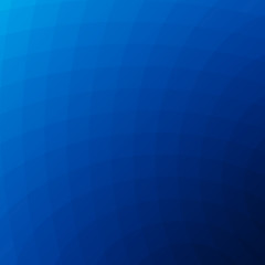 Blue abstract geometric lines background