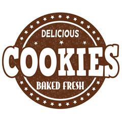 Cookies stamp
