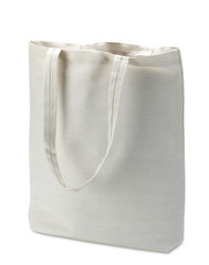 cotton eco bag / with clipping path
