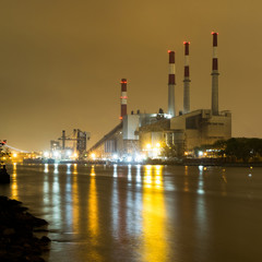 Electric Power Plant, New York city