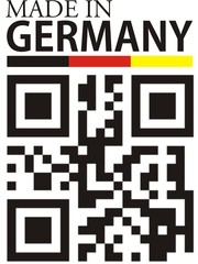 Made in Germany, QR