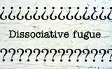 Dissociative figue poster