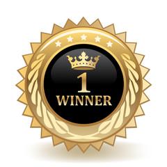 Number One Winner Award