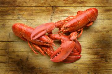 American lobster Американский омар Всемирная выставка 2015