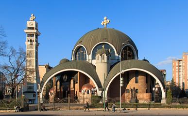 Soborna Church Skopje, Macedonia
