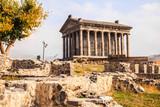 Garni Pagan Temple in Armenia poster