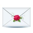 Ñlosed envelope