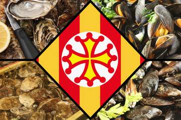 Catalogne Fruits de mer