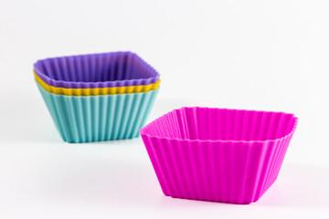Cupcake quadrato