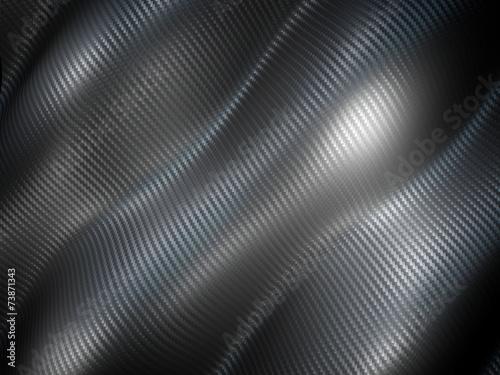 Fotobehang Kunstmatig carbon fiber background