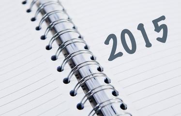 agenda 2015 carnet ligné