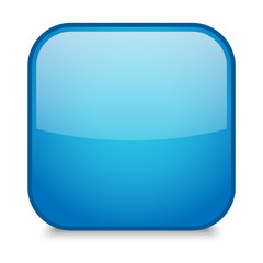 BLANK button (red vector template your text here)