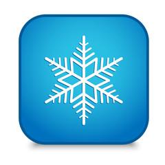 SNOWFLAKE Icons (button icon snow retro christmas)