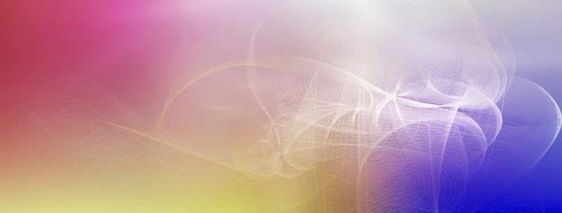 abstrakt netzwerk bewegung
