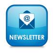 "NEWLETTER"" Web Button (customer information marketing about us)"