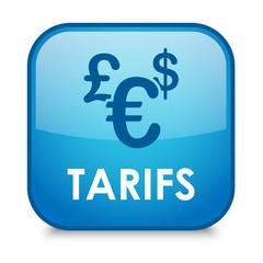 """Bouton Web """"TARIFS"""" (catalogue prix produits services offres)"""