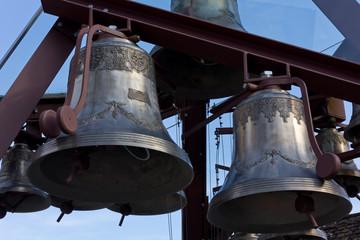 Decorated Bronze Bells