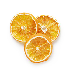 three dried orange slices from above