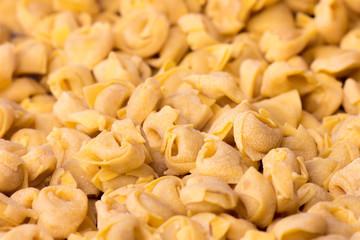 tortellini, Italian pastas