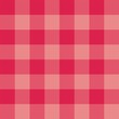 Tile pink vector plaid decoration background or seamless pattern