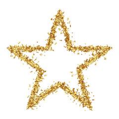 Stern, Goldstern, Weihnachsstern, Sternchen, viele, Rahmen, Rand