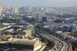 cityscape of Sao Paolo, Brazil