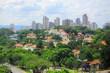 ������, ������: view of Sao Paolo Brazil