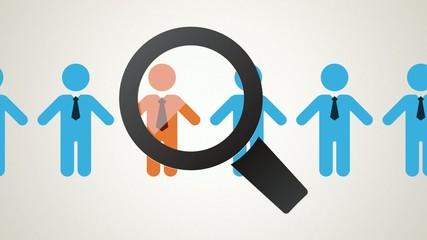 finding the best employees infinite loop
